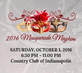 Masquerade Mayhem - October 1st