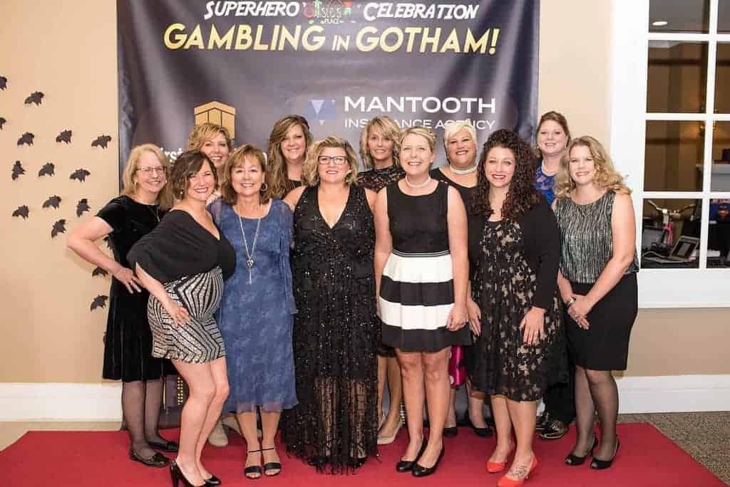 Gambling in Gotham 2017