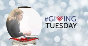 Consider easel paper and DVD+Rs this #GivingTuesday