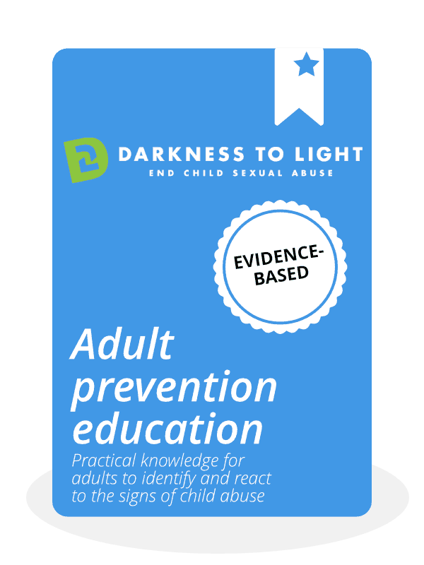 Adult Prevention Education